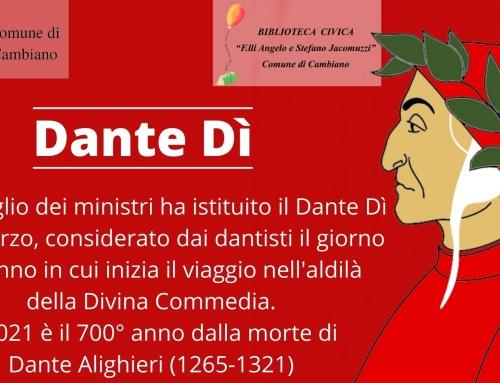 Dante Di 2021